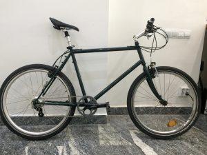 Rohloff Speedhub 500/14 agyváltó hub bike